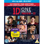 One Direction - This Is Us  [Blu-Ray Nuovo]