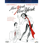 New York, New York  [Blu-Ray Nuovo]
