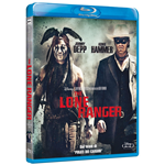 Lone Ranger (The)  [Blu-Ray Nuovo]