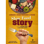 Slow Food Story  [Dvd Nuovo]