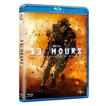 13 Hours - The Secrect Soldier Of Benghazi  [BLU-RAY Usato Nuovo]