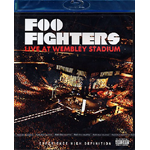 Foo Fighters - Live At Wembley Stadium  [Blu-Ray Nuovo]