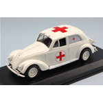 FIAT 1500 CROCE ROSSA ITALIANA 1936 1:43 Best Model Ambulanze Die Cast Modellino