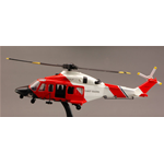 ELICOTTERO AGUSTA COAST GUARD 1:48 New Ray Elicotteri Die Cast Modellino