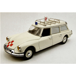 CITROEN ID 19 BREAK AMBULANZA 1959 1:43 Rio Ambulanze Die Cast Modellino