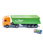CAMION CON CASSONE BASCULANTE 1:87 Siku Camion Die Cast Modellino