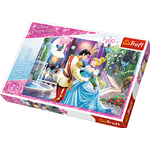 DISNEY PRINCESS DANCING IN THE MOONLIGHT PUZZLE Pz.200 Produttori Vari Puzzle Die Cast Modellino