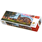 COLOSSEO ALL'ALBA - COLOSSEUM AT DAWN PUZZLE PANORAMA Pz.1000 Produttori Vari Puzzle Die Cast Modellino