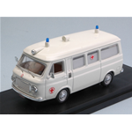 FIAT 238 AMBULANZA C.R.I. ITALIANA 1:43 Rio Ambulanze Die Cast Modellino