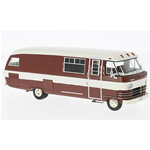 DODGE TRAVCO 1963 1:43 Neo Scale Models Campers-Roulottes Die Cast Modellino
