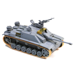 ARAB STUG.III AUSF.G KIT 1:35 Dragon Kit Mezzi Militari Die Cast Modellino