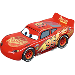 DISNEY PIXAR CARS 3 LIGHTNING MC QUEEN 1:32 Carrera Slot Die Cast Modellino