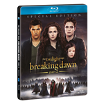 Breaking Dawn - Parte 2 - The Twilight Saga (Ltd Metal Box)  [Blu-Ray Nuovo]