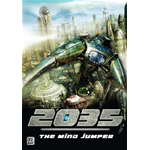 2035 - The Mind Jumper  [Dvd Nuovo]