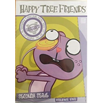 Happy Tree Friends - Stagione 02 #01  [Dvd Nuovo]