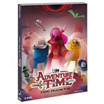 Adventure Time (2 Dvd)  [Dvd Nuovo]