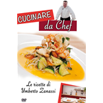 Cucinare Da Chef Collection (5 Dvd)  [Dvd Nuovo]