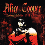 Alice Cooper - Broadcast Collection 1971-1995 (8 Cd)  [Dvd Nuovo]