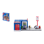 GARAGE SIKU WORLD BOX cm 27 x 27 Siku Diorami Die Cast Modellino
