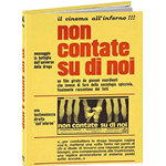 Non Contate Su Di Noi (Ltd.Media Book) (Edizione: Germania) (ITA)  [Blu-Ray Nuov