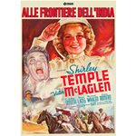 Alle Frontiere Dell'India  [Dvd Nuovo]