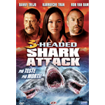 3-Headed Shark Attack  [Dvd Nuovo]