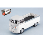 VW T1 PICK UP 1960 WHITE 1:43 Cararama Campers-Roulottes Die Cast Modellino