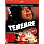 Dario Argento Collection - Tenebre (Blu-Ray)--Dario Argento Collection