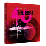 Cure (The) - 40 Live-Curaetion-25 Anniversary (2 Blu-Ray+4 Cd)