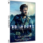 13 Hours - The Secrect Soldier Of Benghazi  [DVD Usato Nuovo]