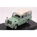 LAND ROVER SERIES II 109 4 WD 1958 GREEN 1:43 Ixo Model Auto Stradali Die Cast Modellino