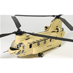 BOEING CHINOCK CH-47D DESERT TAN 2013 1:72 Forces of Valor Elicotteri Die Cast Modellino