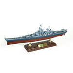 BATTLESHIP USS MISSOURI PEACE SIGNATURE WWII 1:700 Forces of Valor Navi Die Cast Modellino