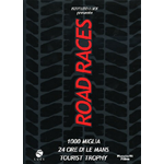 Road Races (3 Dvd)  [Dvd Nuovo]
