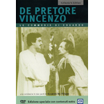 De Pretore Vincenzo (Collector's Edition)  [Dvd Nuovo]
