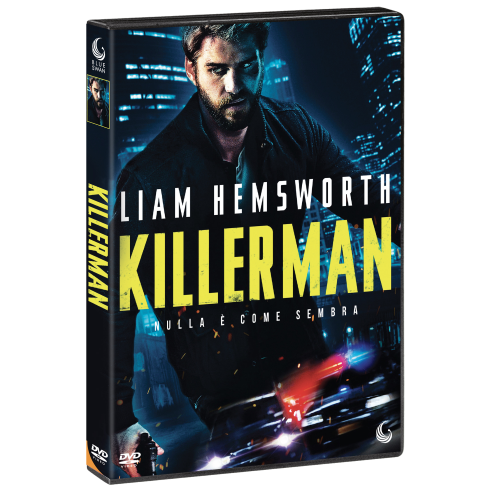 Killerman  [Dvd Nuovo]
