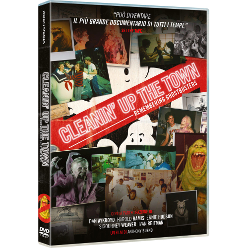 Cleanin' Up The Town: Remembering Ghostbusters  [Dvd Nuovo]