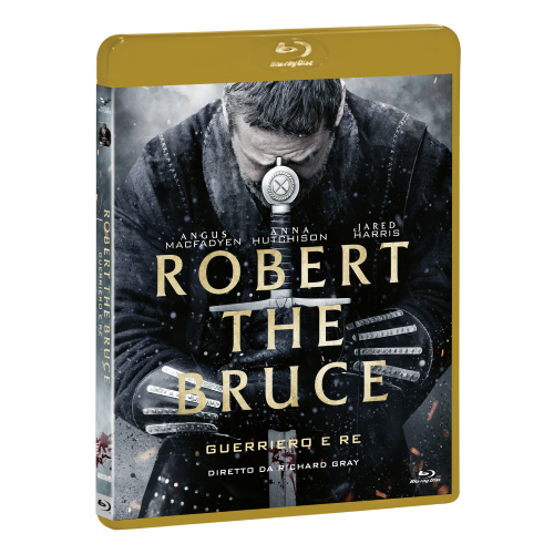 Robert The Bruce - Guerriero E Re  [Blu-Ray Nuovo]