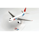 AIRBUS A319 CHAIR AIRLINES 1:200 Herpa Aerei Die Cast Modellino