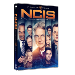 Ncis - Stagione 16 (6 Dvd)  [Dvd Nuovo]
