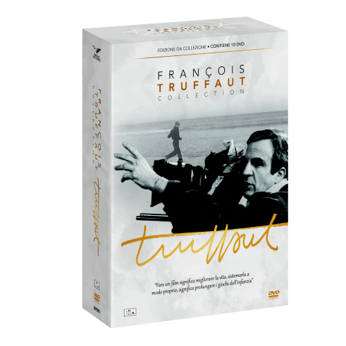 Francois Truffaut Collection (10 Dvd)  [Dvd Nuovo]
