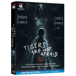 Tigers Are Not Afraid (Blu-Ray+Booklet)  [Blu-Ray Nuovo]