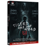 Tigers Are Not Afraid (Dvd+Booklet)  [Dvd Nuovo]