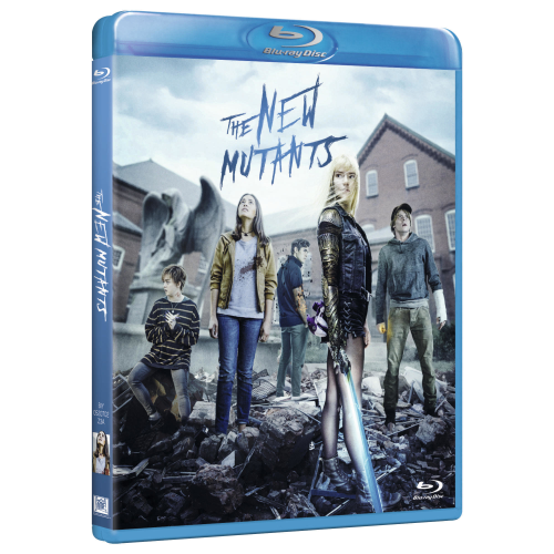 New Mutants (The)  [Blu-Ray Nuovo] [PRENOTALO DISPONIBILE DAL 16/12]