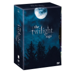 Twilight Saga (The) Exclusive Collection (5 Dvd)  [Dvd Nuovo]