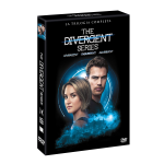 Divergent Series (The) (5 Dvd)  [Dvd Nuovo]