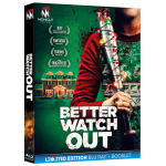 Better Watch Out (Ltd) (Blu-Ray+Booklet)  [Blu-Ray Nuovo]