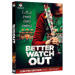 Better Watch Out (Ltd) (Dvd+Booklet)  [Dvd Nuovo]