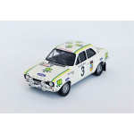 FORD ESCORT MK1 RS2000 N.3 1st YPRES RALLY 1972 STAEPELAERE-AERTS 1:43 Trofeu Auto Rally Die Cast Modellino