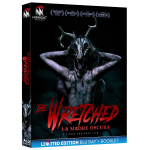 Wretched (The) - La Madre Oscura (Blu-Ray+Booklet)  [Blu-Ray Nuovo]